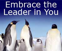 Embrace the Leader in You
