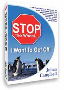 Stop the Wheel I want to get off!
